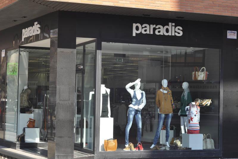 Paradis @ rotulación