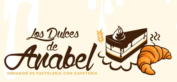 Los Dulces de Anabel @ logotipo