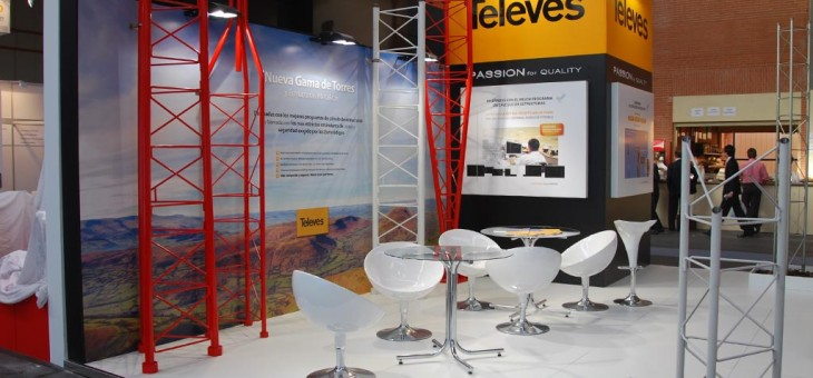 Televés @ Stand