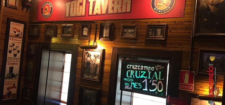 Togi Tavern @ rotulación